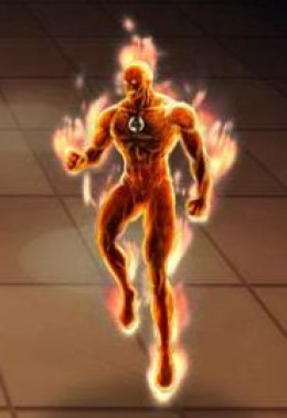 Original FF Human Torch