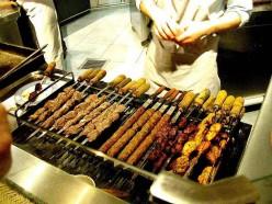 Kebab Restaurants in Manila