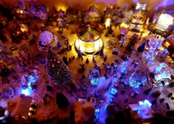 How To Create A Miniature Christmas Village