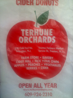 Package for Cider Donuts
