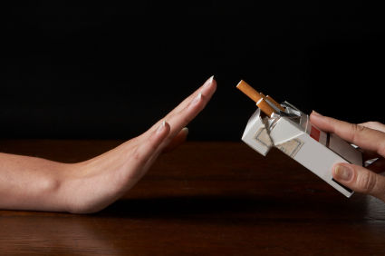 Learn how to say no to smoking.