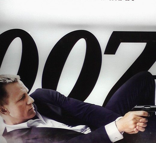 Daniel Craig as James Bond, 007