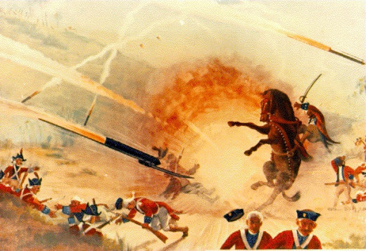The Battle of Pollilur saw the British experience a crushing defeat at the hands of the Tippoo Sultan and his formidable rockets.