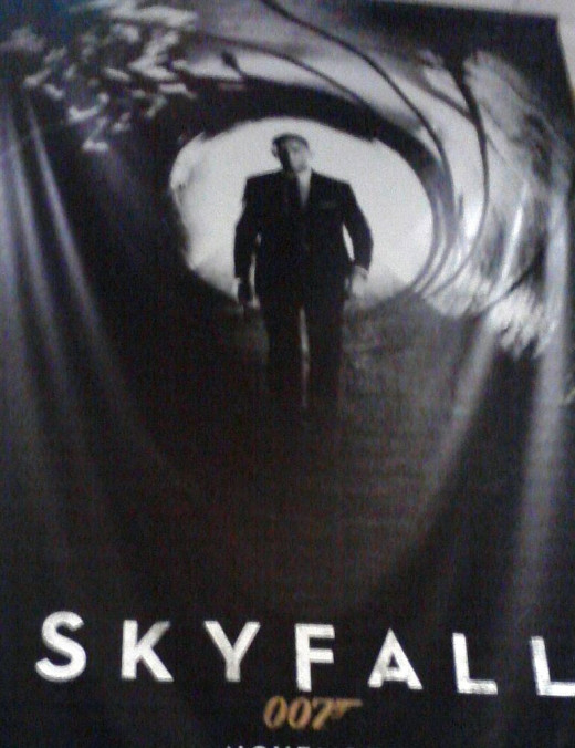 James Bond movie, Skyfall