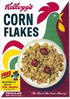 The Semi-Disturbing History of Kellogg's Corn Flakes