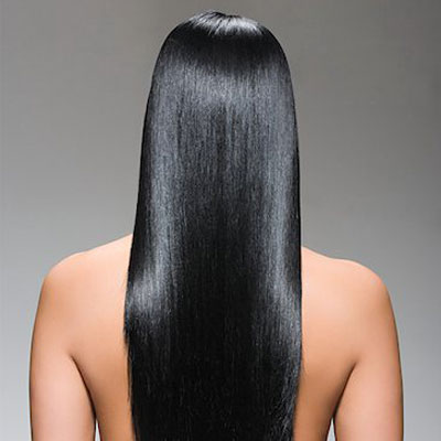 Naturally long, healthy, and shiny black hair you, too, can have by practicing the tips. Practice is the key.
