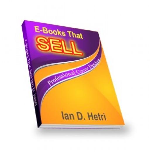 Professional ebook cover design