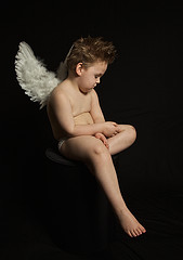 Reluctant Angel from tracysimpson.com Source: flickr.com