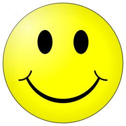 Smiley in Public Domain