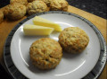 Cheese scone recipe, a tasty wholewheat savoury snack