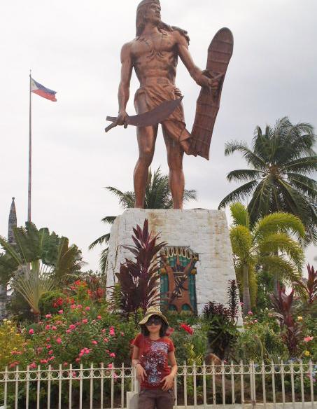 Lapu-Lapu Shrine - Cebu