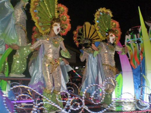 Bacolod's Masskara
