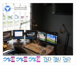 A real, professional looking radio station... But, You can have ALL THAT - in ONE!