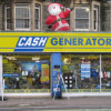 A review of Cash Generator - The Albany Road store in Cardiff