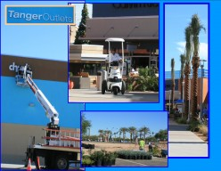 Fiesta Bowl Shopping at Tanger Outlet Mall Opens in Glendale Arizona