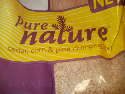 Pure Nature Kitty Litter