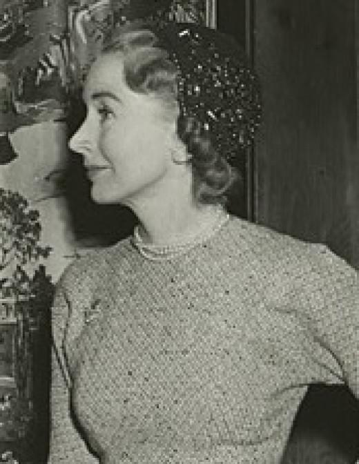 Harriet Van Horne (1920-1998)