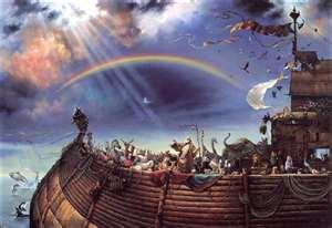 Noah's Ark Rainbow