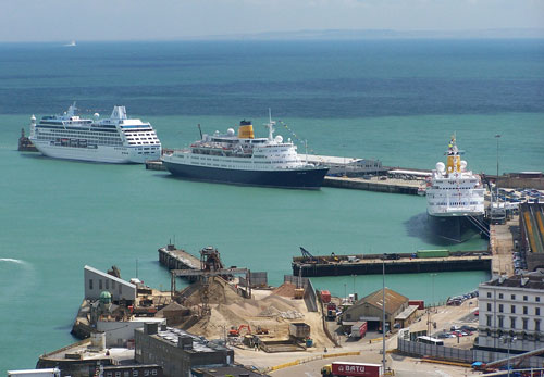 Dover Cruise Port