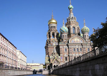 St Petersburg, a popular destination for Dover cruises