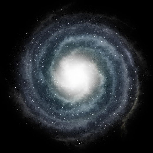 Spiral Galaxy - Used by permission.