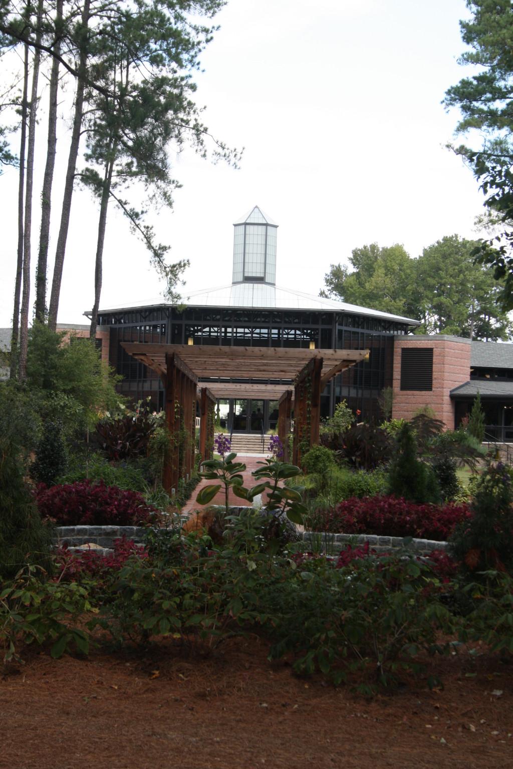 Cape Fear Botanical Gardens Fayetteville Nc
