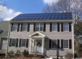Living Off The Electrical Grid By Generating Electricity On-Site At A Home Or Business