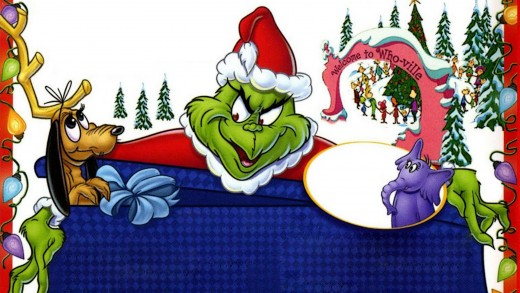 grinch scene from cartoon