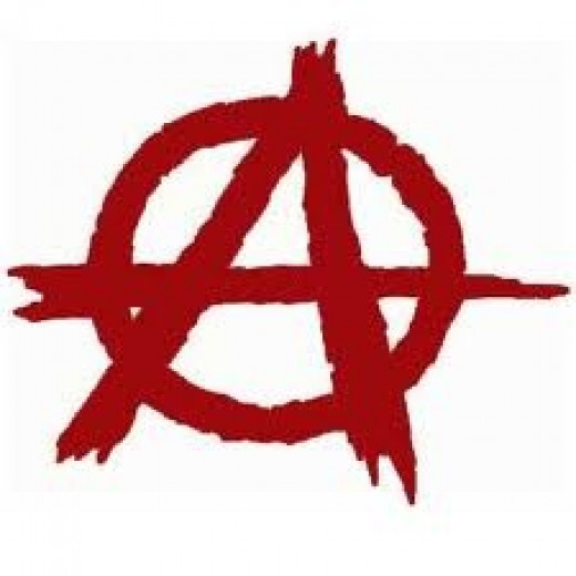 The symbol of anarchy.