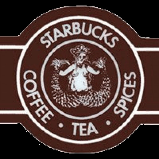 Starbucks original logo