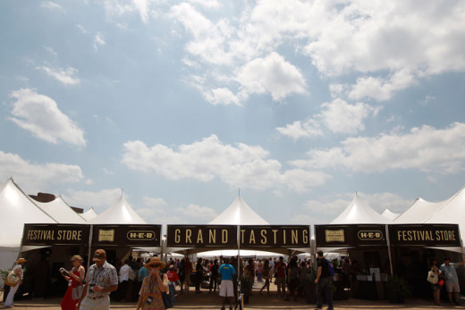 Austin Food and Wine Festival Reviews