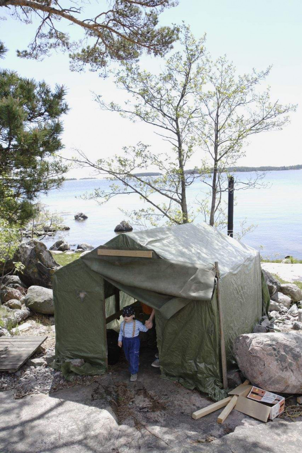 How to Choose the Right Tent for Your Camping Trip
