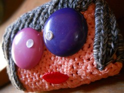 Crochet KUHO Amigurumi Coin Purse Free Pattern