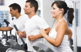 A group cardio workout is fun and much more effective.