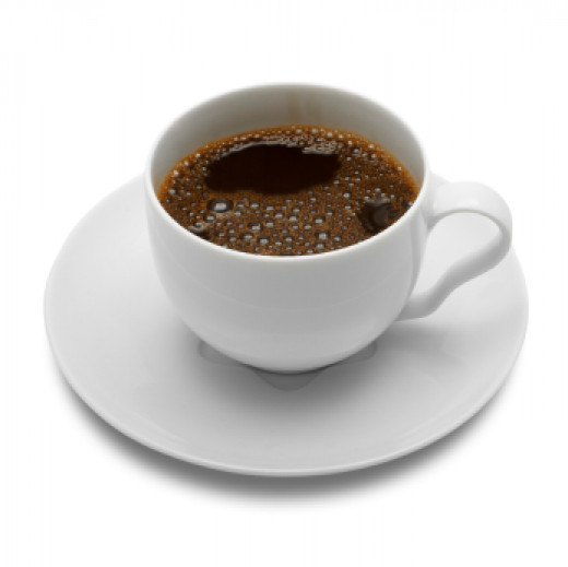 Coffee? You don't need more than 1-2.