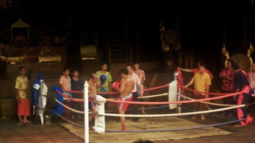 Muay Thai - Kickboxing