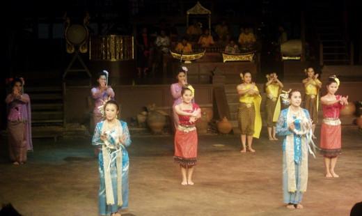 Regional Thai Dance