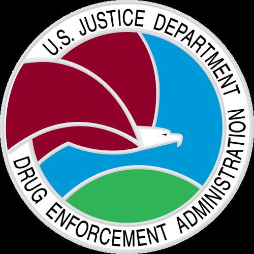 Seal of the Drug Enforcement Administration