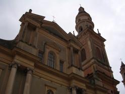 Basilica of Saint-Michel, Menton