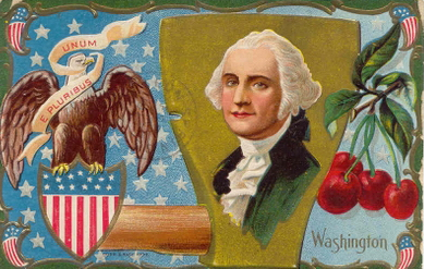 Please scroll down to see all the free George Washington pictures