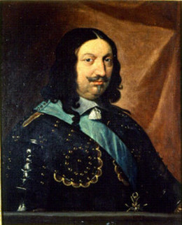 Prince Honore II of Monaco, by Philippe de Champaigne