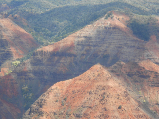 Beautiful Waimea Canyon