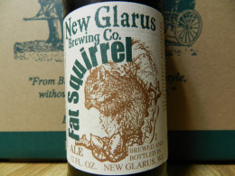 Fat Squirrel by New Glarus Brewing Co