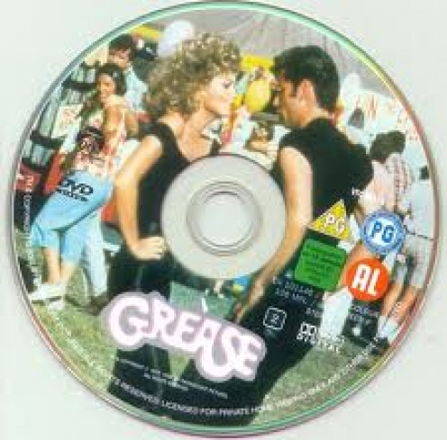 Grease was a great musical starring John Travolta and Olivia Newton John. It spawned a sequel and features lots of singing and dancing.