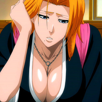 Rangiku worried