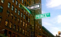 Prince Street NYC