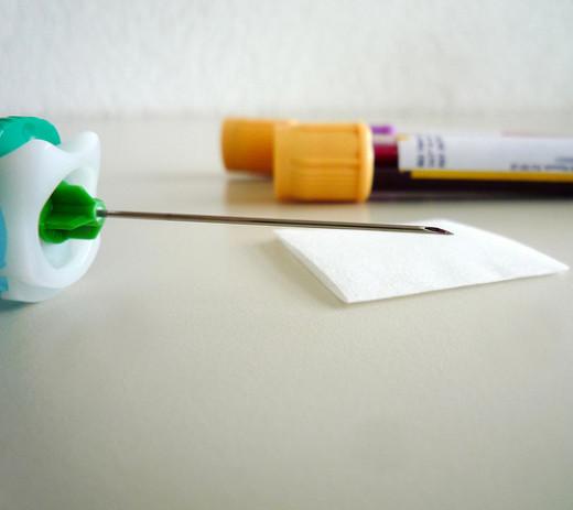 Regular blood tests to check kidney function