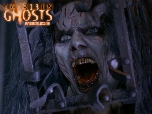 The Jackal -- Thir13en Ghosts