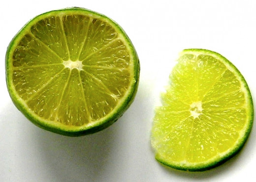 Limes also have an effect