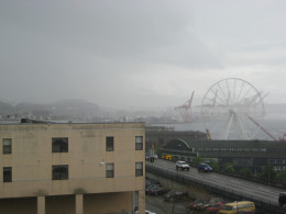 Seattle - any body tell you it rains there?